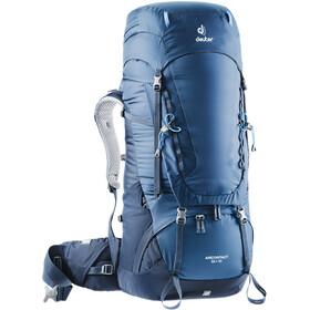 Deuter Aircontact 55 + 10 Backpack midnight-navy